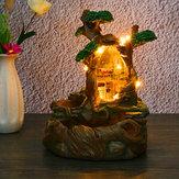 LED Creatieve planten Pot Bloem Planten Succulent DIY Container Home Garden Decorations