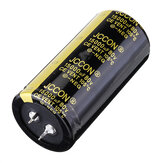 15000UF 80V 30x70mm Radial Aluminium Electrolytic Capacitor High Frequency 105°C