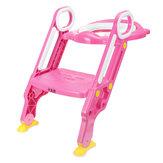 Super Bezpieczne antypoślizgowe Soft Dziecięce krzesełko dla dziecka Deska drabinkowa Step Potty Training