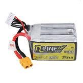 Tattu R-Line V1.0 22.2V 1800mAh 95C 6S Lipo Battery XT60 Plug for FPV RC Drone