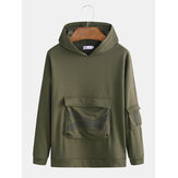 Men's Hedging Hooded Loose Japanese Large Size Youth Fall Sh