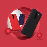 NILLKIN Smooth Shockproof Soft Rubber Verpakte Siliconen Beschermhoes voor Xiaomi Redmi Note 8 Pro Niet-origineel