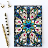 DIY Diamond Painting Special Shape Diary Book Diamond Decorations A5 Notebook Embroidery kits