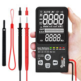 MUSTOOL MT99PRO Dual Mode Voltage Detection Intelligent True RMS Multimeter Voltage Detect Indicator Fully Auto-Range with Ultra-large EBTN LCD Screen