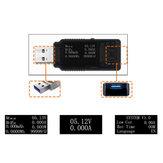 FNB08 32 V 96 Watt USB3.0 USB Tester DC Digital Voltmeter Amperimeter Strom Spannung Meter Amp Volt Amperemeter Detektor