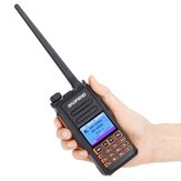Baofeng DM-X Digital Walkie Talkie GPS Registrazione Tier 1 e 2 Dual Banda Dual Time Slot DMR Analog Two Way Audio