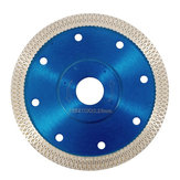105/115/125mm Blue Diamond Ceramic Saw Blade Porcelain Tile Ceramic Sharp Cutting Disc