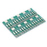 30pcs SOT89 / SOT223 à SIP Patch Adapter Board Adapter SIP Pitch 2.54mm PCB Tin Plate