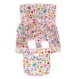 Bebek Alışveriş Sepeti Koltuk Mat Süpermarket Arabası Çocuk Koruyucu Kapak Mat Yastık