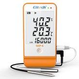 Регистратор данных температуры и влажности GSP-6 Холодильная цепь на 16000 точек
