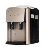 Desktop Mini Dispositivo de Bombeamento de Dispensador de Água Quente / Quente / Fria Pressionando o Botão Conveniente Para Obter Água em Casa Dormitório Escritório