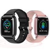 Newwear R1 Exclusieve vrouwelijke fysiologietest Hartslag bloeddrukmeter 1,3 inch groot scherm Smart Watch