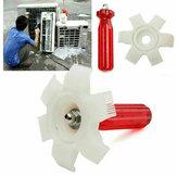 Outil de radiateur de réfrigération de peigne de condensateur de peigne de condensateur de réparation d'air conditionné