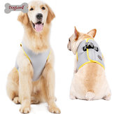 Doglemi Breathable Mesh Pet Katze Hundegeschirr Halsbänder Puppy Cool
