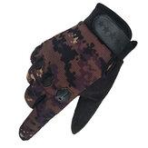 المضادة للخدش كاملة اصبع قفازات التكتيكية العسكرية الجيش في الهواء الطلق الصيد الدراجات