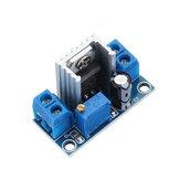 10 pcs LM317 DC-DC Converter Buck Step Down Module Regulador linear Regulador de tensão ajustável Placa de fonte de alimentação