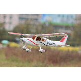 EPO Cessna 162 1100mm Wingspan RC Flyvemaskine KIT / PNP til FPV Aerial Photegraphy Beginner Trainer
