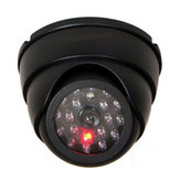 Bakeey 27LED Light Dummy Dome Security CCTV IP fotografica con IR LED Lampeggiante per Smart Home