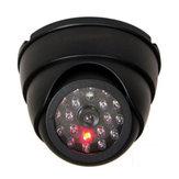 Bakeey 27LED Light Dummy Dome Câmera de segurança CCTV IP com IR LED Piscando Luz para casa inteligente