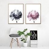 20x30 / 30x40 cm Flor Moderna Da Arte Da Parede Pinturas Em Tela Imagem Home Decor Mural Poster com Moldura