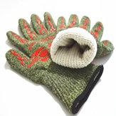 Kesilmeye Dayanıklı Eldivenler Çalışma Koruyucu Güvenlik Anti-Kesme Yüksek Sıcaklığa Dayanıklı