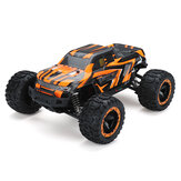 SG 1601 1/16 2.4G Brushed RC Car Big Foot High Speed Vehicle Models With Head Light