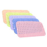 Bathroom Shower Mat Non-slip PVC Bath Pad Home Floor Mat Rug Suction Massage Mat