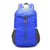 Sacos de escalada 25L Nylon Saco de trekking para alpinismo Tactical Camping Hiking Shoulder Backpack