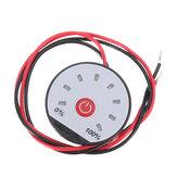 3,7 V 4,2 V 7,4 V 12 V 16,8 V 24 V 36 V Lithium Batterie Kapazitätsanzeige 1S 2S 3S 5S 10S Leistungspegel-Markierungsmessgerät LED Li-Ionen-Tester