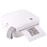 Deli X1 Mini Pocket Thermal Photo Printer wireless bluetooth Connection Message Notes Printing Machine for Home Office