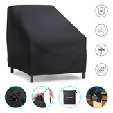 Waterproof Outdoor Chair Sofa Covers High-density Nylon Oxford Furniture Protection Case