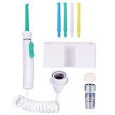 Dental Flosser Water Flosser for Tooth-Dental Faucet Oral Irrigator 6 Jet Tips Dental Oral Irrigator