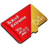 Bakeey 64GB classe 10 cartão de memória TF de alta velocidade para smartphone tablet carro DVR alto-falante