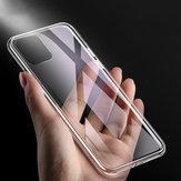 Cafele Clear Crystal Etui de protection en verre trempé antichoc pour iPhone 11 Pro 5.8 pouces