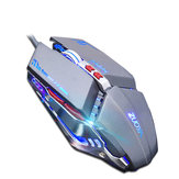 ZUOYA MMR5 USB Wired Gaming Mouse 7 Knoppen 5600 DPI Optische LED Computer Muis Game Muizen voor PC Laptop Notebook PRO Gamer