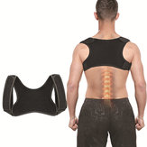 BOER Adult Back Support Children Posture Corrector Pain Relief Back Shoulder Protection