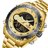 ساعةKADEMANK9054ضدللماءLCD المزدوجة عرض