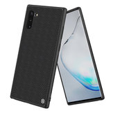 NILLKIN Shockproof Skid-Resistance Nylon Synthetic Fiber Textured Protective Case for Samsung Galaxy Note 10 / Note 10 5G