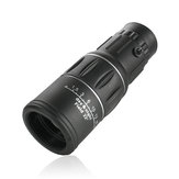 16X52 Focus Zoom Telescope Portable Travelling HD OPTICS BAK4 Monocular