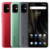 UMIDIGI Power 3 Global Bands 6.53 pollici FHD + Android 10 6150mAh NFC 48MP AI Quad Fotocamere 4GB 64GB Helio P60 4G Smartphone