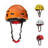 Casque de protection pour alpiniste