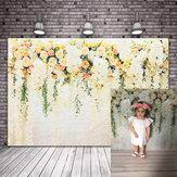 210x150cm Blumenhochzeitshintergrund Rosenwandhintergrund Brauthochzeitsdekorationen