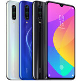 Xiaomi Mi9 Mi 9 Lite Global Version Appareil photo triple arrière 48MP 48MP NFC 6GB 64GB 4030mAh Snapdragon Téléphone intelligent 4G Octa core 710