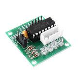 3 sztuki ULN2003 Moduł testowy płytki sterownika silnika krokowego Geekcreit dla Arduino - produkty współpracujące z oficjalnymi tablicami Arduino