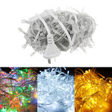 20M 200 LED Fairy String Light 8 Modes Outdoor Indoor Christmas Holiday Party Wedding AU Plug AC220V