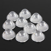 10pcs 30 Grau Soft Lente de superfície do cordão de luz para 1w 3w 5w LED MR16 GU10 E27