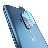 Bakeey 2 pezzi antigraffio HD telefono in vetro temperato trasparente fotografica lente protezione per OnePlus 7T Pro