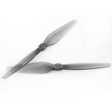 2 Pairs HQprop Durable T5X3 5 Inch 5030 Propeller Grey Poly Carbonate for RC Drone FPV Racing