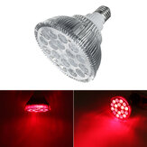E27 54W Red and Near Infrared LED Light Therapy Bulb 660nm 850nm Anti-aging and Pain AC85-265V