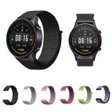 22mm The Nylon Canvas Watch Band Watch Strap Replacement for Xiaomi Watch Color Non-original